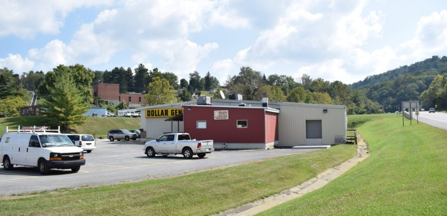 Investment Retail Building [Clarksburg]