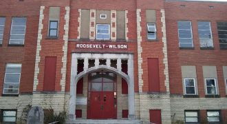 Old RW High school Building