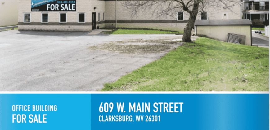 609 Main Street Property (Clarksburg)