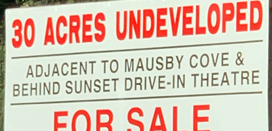 Sunset Drive-In Property