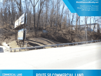 Route 50 Commercial Land