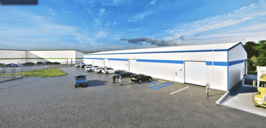 Benedum Logistics Park: Building 1