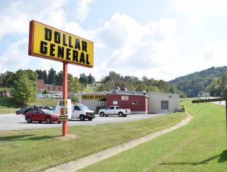 Investment Retail Building [Clarksburg]