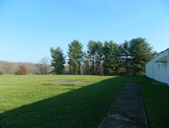 Former State Police Headquarters Lot Available [Shinnston]