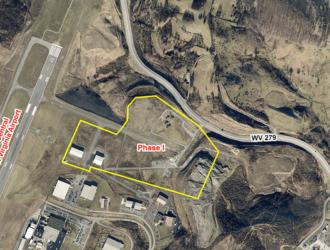 Mid Atlantic Aerospace Complex, North Central West Virginia Airport [Bridgeport]