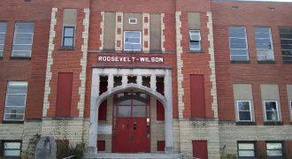Old RW High school Building