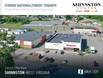 Shinnston center